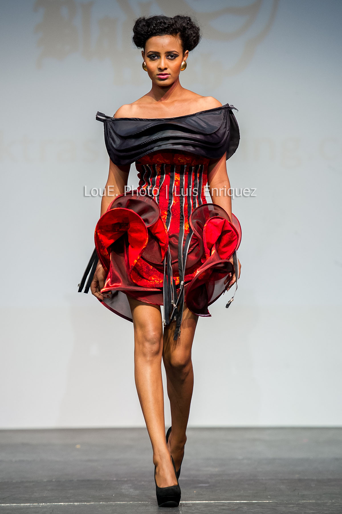 African Fashion Week Toronto Loue Photo Blog